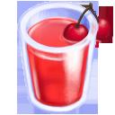 Autumn Blooming Cherry Juice