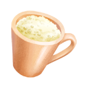 Frothy Milk