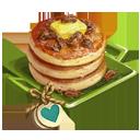 Heirloom White Tupelo Pancakes