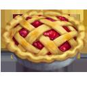 Autumn Blooming Cherry Pie