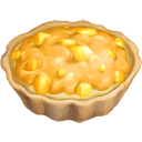 Yellow Delicious Apple Tart