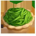 Seaweed Tartlet