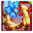 Dragon Flower Wreath