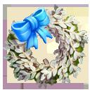 Water Hawthorn Wreath