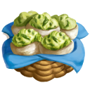 Broccoli Stuffed Mushrooms