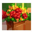 Arizona Cypress Flower Box
