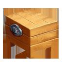 Checkerbark Juniper Chest