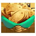 Bowl of Kitten Crackers