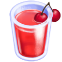 Autumn Blooming Cherry Juice