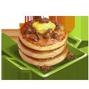 White Tupelo Pancakes