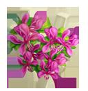 Purple Orchid Trellis