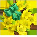 Marsh Marigold Wreath